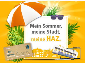 Sommerabo 2021 - Gedruckte Ausgabe inkl. ePaper