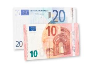 Danke 30 EURO