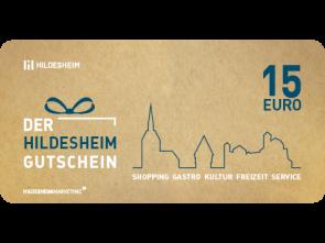15 € Hildesheim-Gutschein